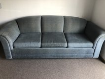 Couch w/ Hideaway Bed in Ramstein, Germany