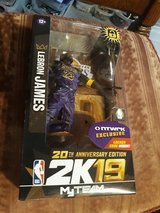 Mcfarlane lebron collectables figures in Ramstein, Germany