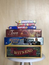 Board & Card Games (5 Items) in Ramstein, Germany