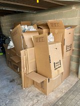 Free Moving Boxes and Packing paper in Ramstein, Germany