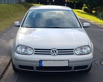 VW Golf IV 1.6 engine, AC, NEW US INSPECTION!!! in Ramstein, Germany