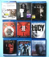 Blu-Ray Movies. $5 each or 5/$20 in Fort Campbell, Kentucky