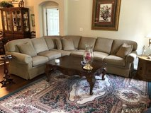 """KING HICKORY SECTIONAL - 90"""" x 120"""" in St. Charles, Illinois"""