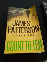 James Patterson - Great as Usual in St. Charles, Illinois
