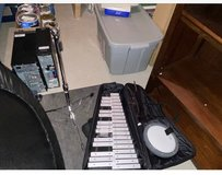 Pearl percussion set in Plainfield, Illinois