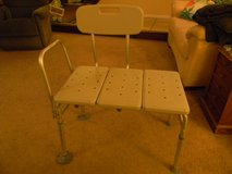 Clean Used Medline Guardian G98308A Tub Transfer Bench in Aurora, Illinois