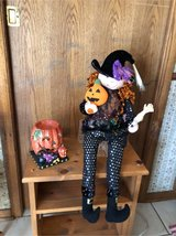 fiber optic witch and yankee candlle holder in Naperville, Illinois