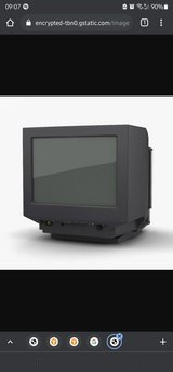 looking for CRT (box) TV in Okinawa, Japan