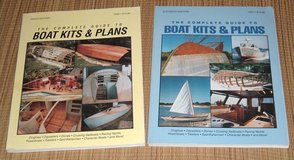 Vintage Set of 1990s Complete Guide to Boat Kits & Plans 10th and 11th Editions in Joliet, Illinois