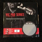 Vic Firth Double Sided Practice Pad 12 inches in Joliet, Illinois