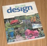 Vintage 2001 Garden Design Book Essential Reference Guide for all Aspects of Gardening in Joliet, Illinois