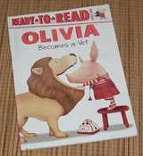 Olivia Becomes A Vet Level 1 Ready To Read Series Book (Olivia TV Tie-In) in Joliet, Illinois