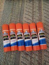 3 - 6pk Elmers Washable School Glue, NEW,  Mixed Purple & regular.  Your choice of how many you ... in Warner Robins, Georgia