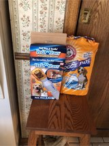 dog nail trimmer and doggie pads in Aurora, Illinois