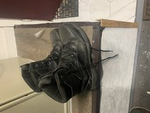 Size 14 boots steel toe in Lake Elsinore, California