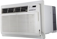 LG 530-sq ft 230-Volt White Through-the-Wall Air Conditioner ENERGY in Naperville, Illinois