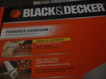 black and decker powered hand saw in Alamogordo, New Mexico