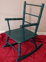 Toddler's Rocking Chair in Fort Hood, Texas