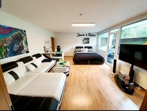 Fully furnished modern art studio for rent in Ramstein, Germany