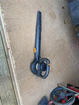 WORX Electric Blower in Fort Campbell, Kentucky