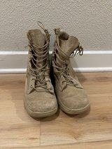 Female Boot in Lackland AFB, Texas