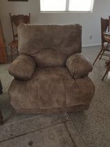 2 X Voyager Brandy Recliners in Pensacola, Florida