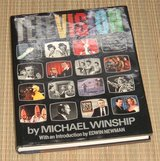 Vintage 1988 Television Hard Cover Book w Dust Jacket in Joliet, Illinois