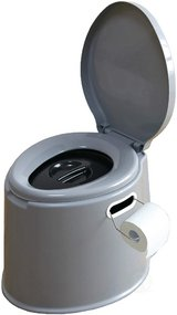 Portable Travel Toilet for Camping and Hiking - New! in Joliet, Illinois