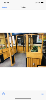 Counters / Planter Boxes with partitions in Alamogordo, New Mexico