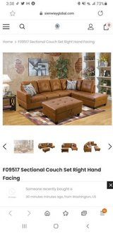 Part of sectional, side couch only. in Elizabethtown, Kentucky