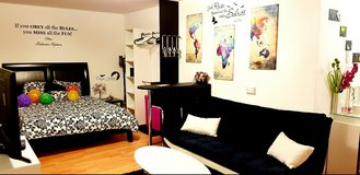 Long term studio apartment at the LRMC, available again in November in Ramstein, Germany