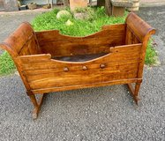One of a kind 200 year old bassinet in Stuttgart, GE