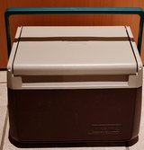 Coleman Brown and Tan 5 Quart Cooler in Ramstein, Germany