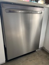 Stainless Dishwasher in Kingwood, Texas