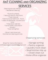 Cleaning and Organizing Services in Kingwood, Texas