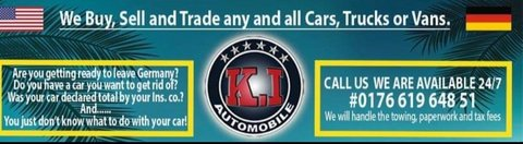 WE TRADE ANY VEHICLE ! WE SALE WITH GUARANTEE ( INSPECTION ) in Ramstein, Germany