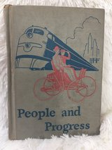 Children's text book. People and Progress in Kingwood, Texas