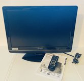 """SHARP 22"""" LCD HDTV Television w/ Built In DVD player in Beaufort, South Carolina"""