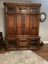 Wood Entertainment Center in Kingwood, Texas