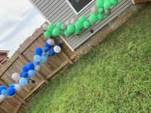 Meyer Balloons Arches in Fort Campbell, Kentucky