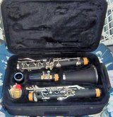 Mannheim clarinet and  case-  In excellent Condition in Alamogordo, New Mexico