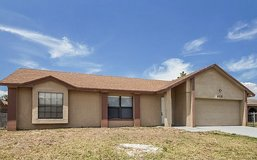 Single Family Home For Rent in Kissimmee, Florida