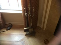 Fireplace Tools Brand New Never Used! in Beaufort, South Carolina