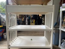 Changing table in Kingwood, Texas