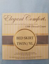 Twin Bed Skirt XL in Beaufort, South Carolina