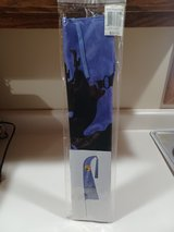 Halloween Witch Flag ~ tall~ Brand new in the package in Naperville, Illinois