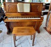 precious French upright piano in Spangdahlem, Germany