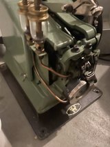 sewing machine Rafflenbeul MS55 Double Stich machine sews up to 1cm thick leather in Ramstein, Germany