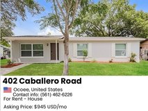 AVAILABLE NOW! NEW paint and flooring! in Jacksonville, Florida