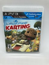 PS3 Little Big Planet Karting Game Sony Playstation 3 in Joliet, Illinois